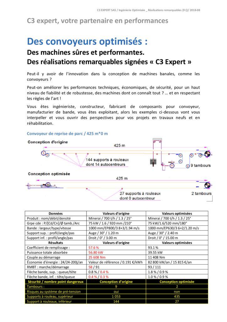 thumbnail of Fr_G2_Ingénierie Optimisée_Réalisations remarquables_ 2018-08 {Fr}