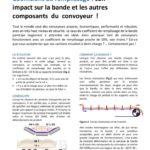 Coefficient de remplissage : son impact sur la bande et les autres composants  du  convoyeur  !